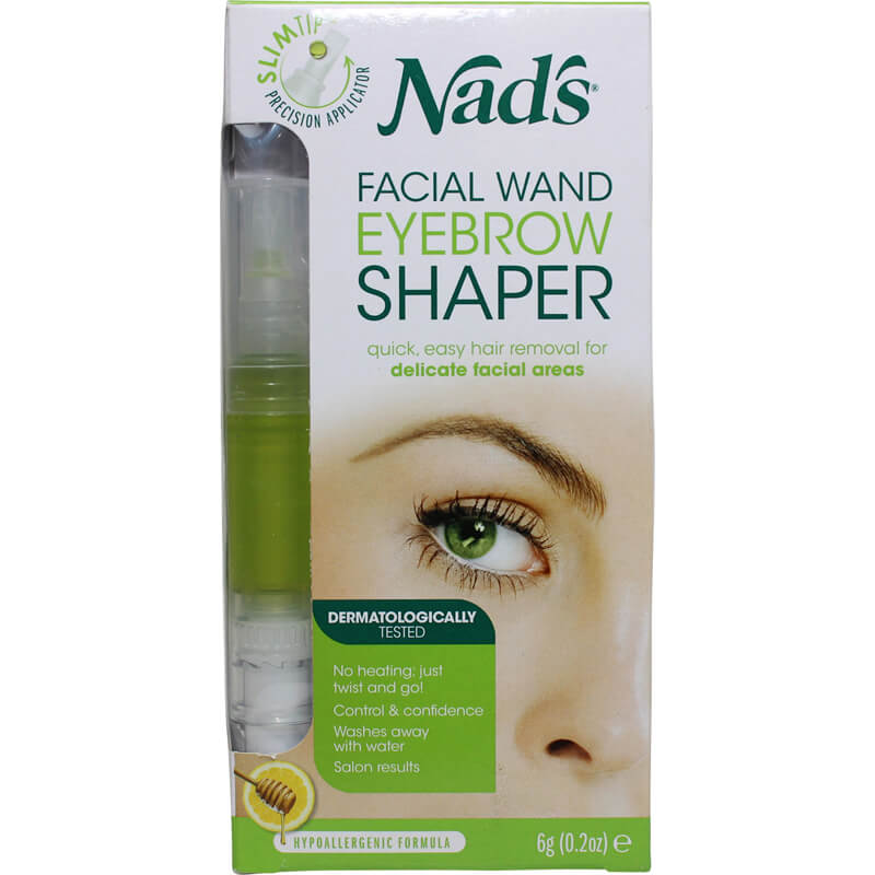 Nads Facial Wand Eyebrow Shaper 6g Life Pharmacy New Zealand
