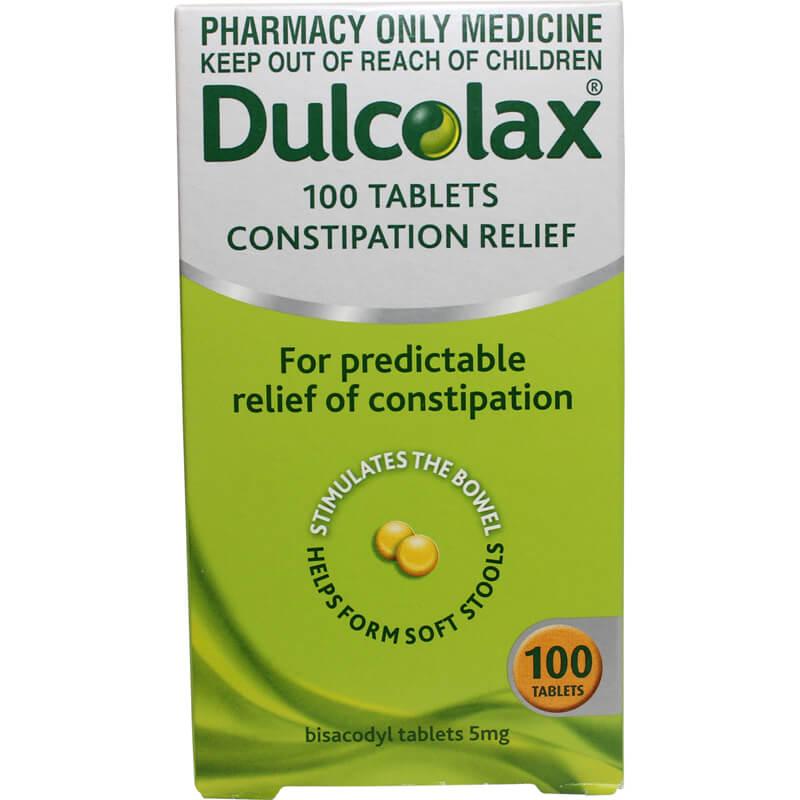Dulcolax Tablets 100s Life Pharmacy New Zealand