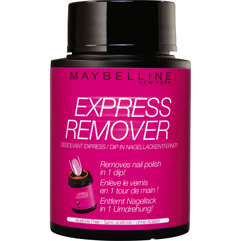 Maybelline Nail Polish Express Remover   Life Pharmacy New Zealand
