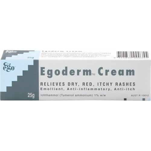 Ego Egoderm Cream 25g | Life Pharmacy New Zealand