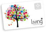 Living Rewards Card
